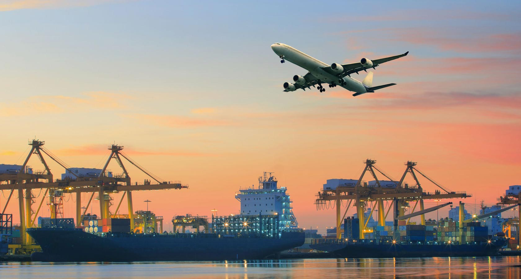 Air & Sea Freight Transport