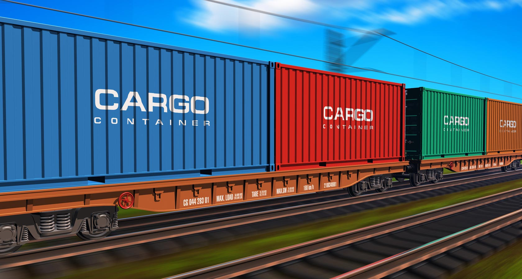 Railway Freight Transport (Rail Transport)