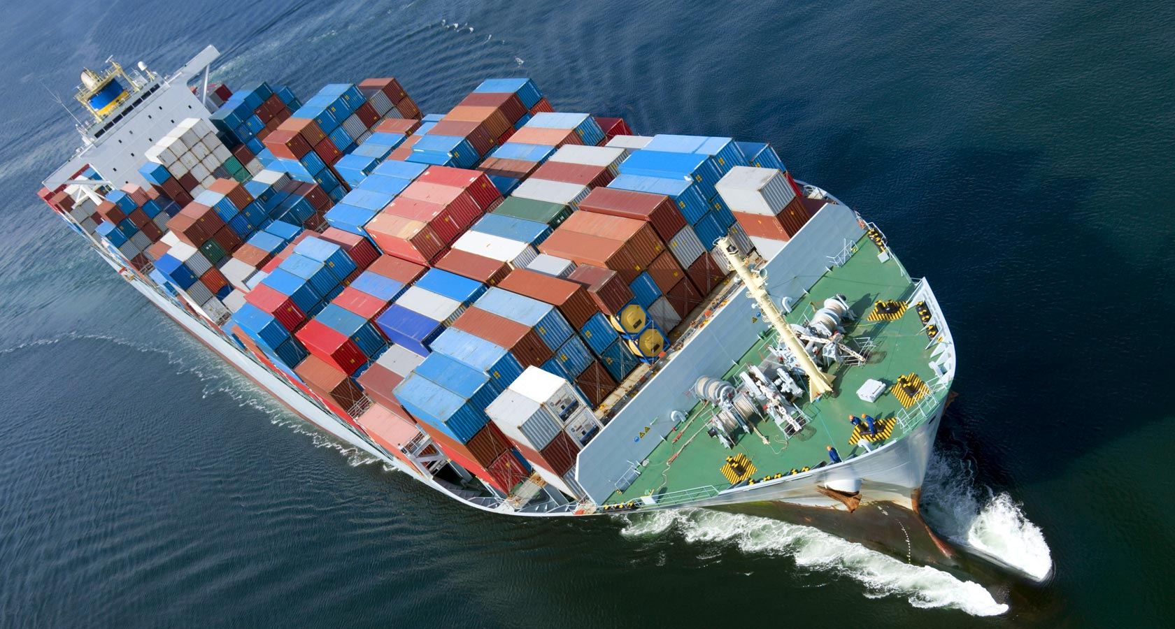 Sea Freight Transport Spedition